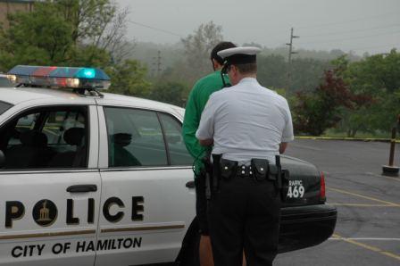 Arrest and Patrol Car