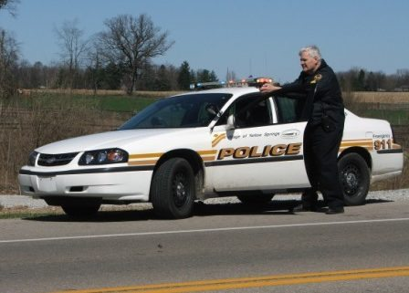Police Vehicles: Things You Don't See...