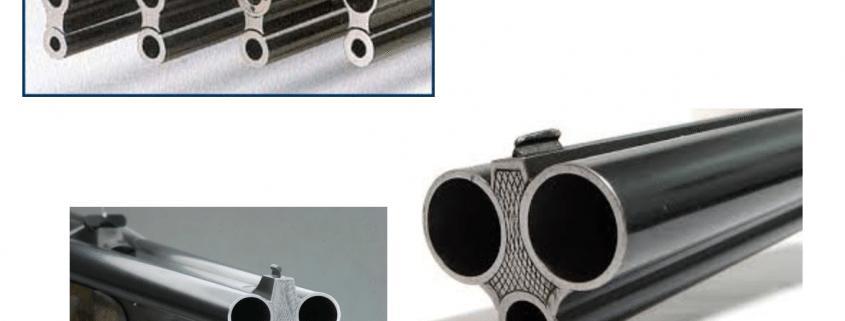Combination rifle and shotgun