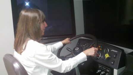 Police Driving Simulator: Writers' Police Academy 2011
