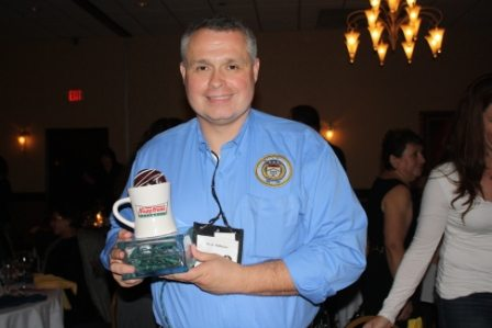 Rick McMahan: 2010 Golden Donut Award Winner - Being Safe
