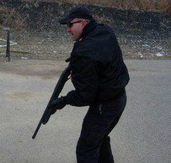 Rifle and shotgun combonation