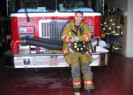 Firefighter Joe Collins: Breathing Fire
