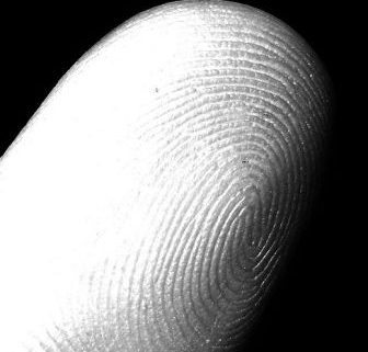 Using a fingerprints age