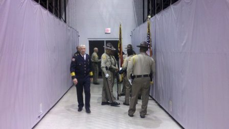The 41st Police Academy Graduates: Another Officer In The Family