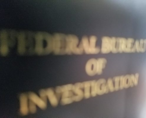 federal bureau investigation