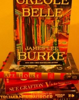 James Lee Burke's Creole Belle