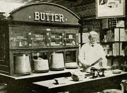 Paula Deen the butter queen