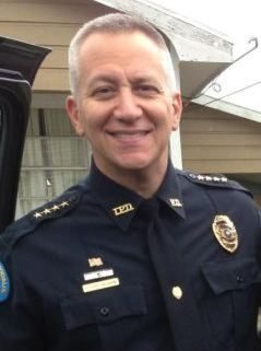 Chief of police Scott Silverii