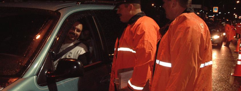 7 ways cops spot drunk drivers