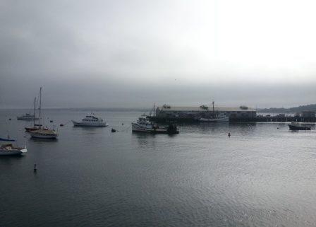 What happens in Monterey