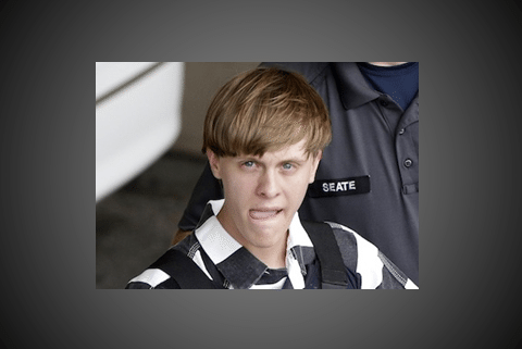 Dylann Roof had a cheeseburger