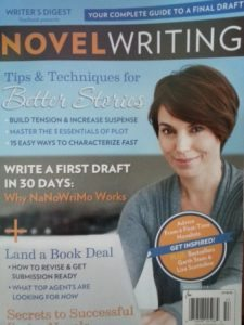 Novel Writing by Writer's Digest
