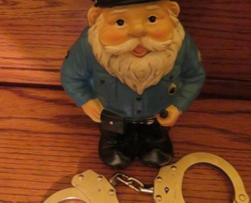 Set handcuffs