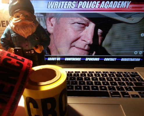 Writers Police Academy HIT Classes