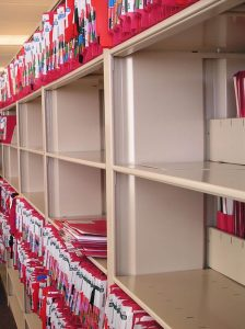 Red Folders - Arkansas Executions